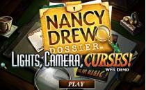 Играть онлайн Нэнси Дрю проклятие замка бесплатно