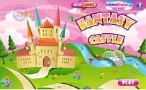 Играть онлайн Замок для девочек бесплатно
