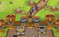 Играть онлайн Война замков бесплатно