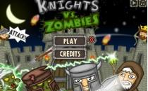 Играть онлайн Защита замка от зомби бесплатно