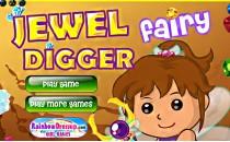 Играть онлайн Золотоискатель для девочек бесплатно