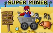 Играть онлайн Марио золотоискатель бесплатно
