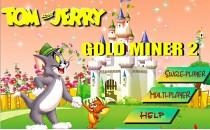 Играть онлайн Том и Джери золотоискатели бесплатно