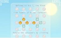 Играть онлайн Подвижная карусель бесплатно