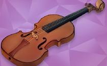 Играть онлайн Музыка для девочек на скрипке бесплатно