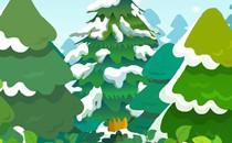 Играть онлайн Елочка на Новый Год 2013 бесплатно