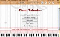 Играть онлайн Пианино на клавиатуре бесплатно