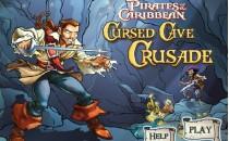 Играть онлайн Пираты карибского моря 2 в поиске сокровищ бесплатно