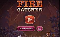 Играть онлайн Бродилка пожарника бесплатно