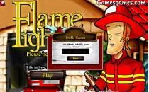 Играть онлайн Пожарные машины для девочек бесплатно