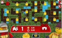 Играть онлайн Лего пожарные бесплатно