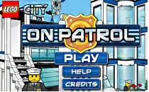 Играть онлайн Лего Сити полиция бесплатно
