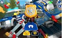 Играть онлайн Полиция Лего Сити 2: Полицейская машина бесплатно