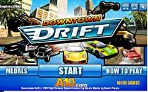 Играть онлайн Гонки на машинах по городу бесплатно