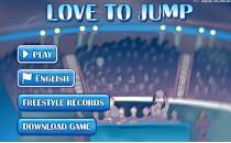 Играть онлайн Прыжки на батуте бесплатно
