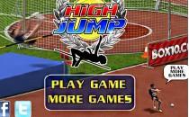 Играть онлайн Прыжки в высоту бесплатно
