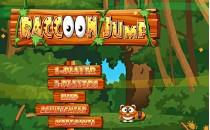 Играть онлайн Прыжки енотов на двоих бесплатно