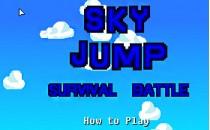 Играть онлайн Небесные прыжки на двоих бесплатно