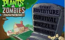 Играть онлайн Растения против зомби бесплатно