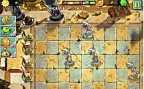 Играть онлайн Растения против зомби 2 скачать на андроид бесплатно