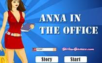Играть онлайн Анна секретарша бесплатно