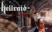 Играть онлайн Скачать страшную игру на андроид Hellraid бесплатно