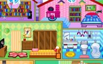 Играть онлайн Строить дома для девочек бесплатно