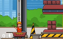 Играть онлайн Строить дома для мальчиков бесплатно