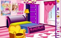 Играть онлайн Строим дом и комнату Барби бесплатно