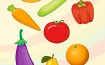 Играть онлайн Фрукты и овощи скачать бесплатно