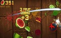 Играть онлайн Ниндзя режет фрукты скачать на андроид бесплатно
