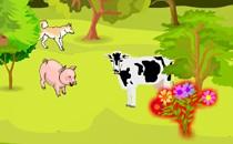 Играть онлайн Ферма поле чудес бесплатно