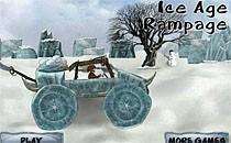 Играть онлайн Ледниковый период: Зимние гонки бесплатно