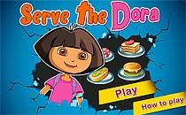 Играть онлайн Даша Следопыт обедает бесплатно