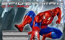 Играть онлайн Город человека-паука бесплатно