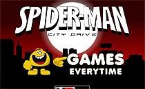Играть онлайн Человек паук городской драйв бесплатно