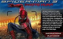 Играть онлайн Фотоохота на человека паука 3 бесплатно