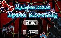 Играть онлайн Человек-паук в космосе бесплатно