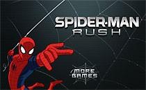 Играть онлайн Человек-паук акробатирует бесплатно