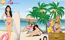 Играть онлайн Приключения русалочки 2: На пляже бесплатно