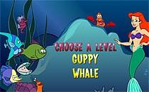 Играть онлайн Русалочка 3: Русалочка считает рыб бесплатно
