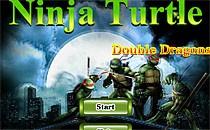 Играть онлайн Черепашки Ниндзя: бой на ночных улицах бесплатно