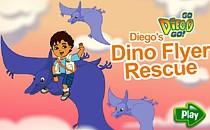 Играть онлайн Диего спасает динозавров бесплатно