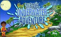 Играть онлайн Подводное приключение Диего бесплатно