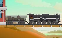Играть онлайн Про поезда и железные дороги бесплатно