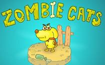 Играть онлайн Кит виси Кэт кошки-зомби бесплатно