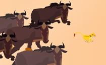 Играть онлайн Король Лев бродилки бесплатно