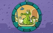 Играть онлайн Крокодильчик Свомпи где моя вода бесплатно