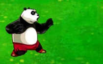 Играть онлайн Кунг фу панда 3 бесплатно