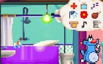 Играть онлайн Дом Огги и Кукарачи бесплатно